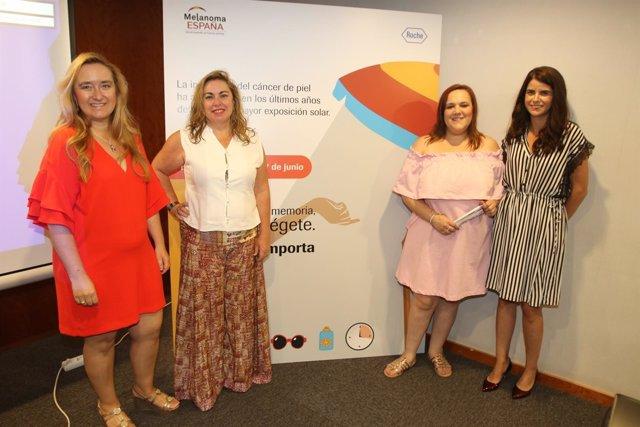 Campaña 'Tu piel importa', de Melanoma España