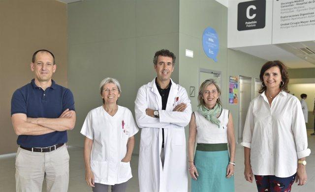 Saray aporta 61.600 euros a la investigación oncológica pública.