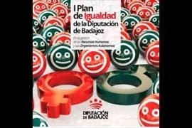 La Diputación de Badajoz cifra en el 75% la ejecución de su I Plan de Igualdad