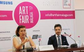 Málaga alberga este fin de semana Art Fair Málaga'17, la segunda feria de arte contemporáneo más grande de España