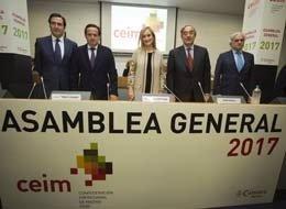 Foto de la Asamblea General de CEIM