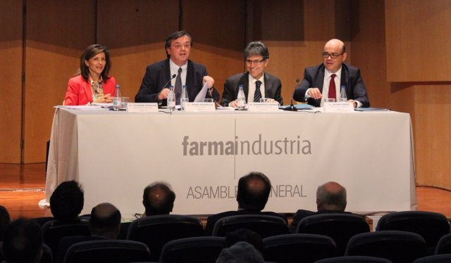 Asamblea General Ordinaria de Farmaindustria