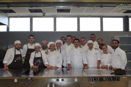 El Invat·tur finaliza la primera parte del IV curso de experto universitario en cocina tecnológica