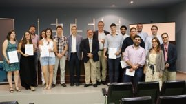 Un total de 18 nuevos diplomados en gestión energética por la Universidad de Sevilla