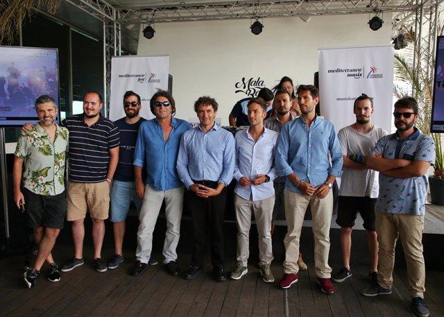 Presentación 'Mediterranew Fest'