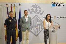 Palma convocará el proceso para cubrir 99 plazas de policía