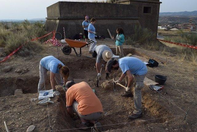 Comienza la campaña arqueológica en Pallaruelo de Monegros y Sena (Huesca)