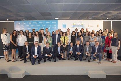 150.000 empleados de 40 empresas participarán en el proyecto Healthy Cities de Sanitas