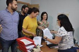 """La precandidatura de Eva Pérez defiende que será la """"mayor garantía"""" de """"solidez"""" para el gobierno de la Junta extremeña"""
