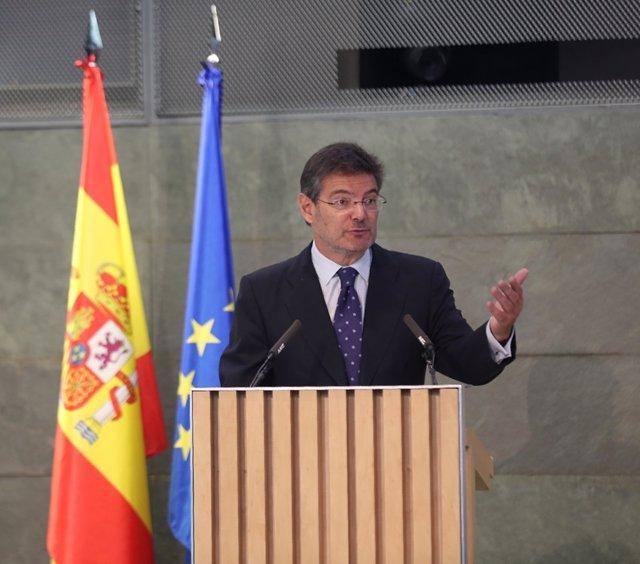 Catalá inaugura el XII congreso Internacional del Club Español de Arbitraje