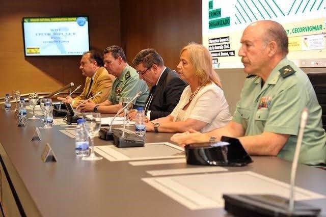 Jornada de la Guardia Civil sobre el Ciclo Político de la UE