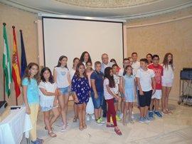 La Junta organiza un encuentro con niños de los diez órganos municipales de participación de Huelva
