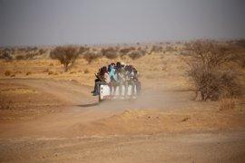 La OIM ha rescatado a 600 inmigrantes en el Sáhara desde abril en una nueva operación