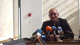"""Omella sobre el referéndum: """"Favorezcamos el diálogo, evitemos la confrontación"""""""