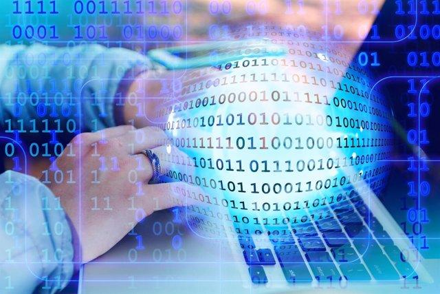 Virus, ordenador, ciberseguridad