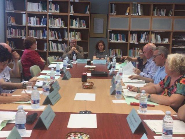 Reunión del Consejo de Educación Permanente