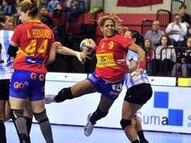 Francia, Paraguay, Angola, Eslovenia y Rumanía, rivales de las 'Guerreras' en el Mundial