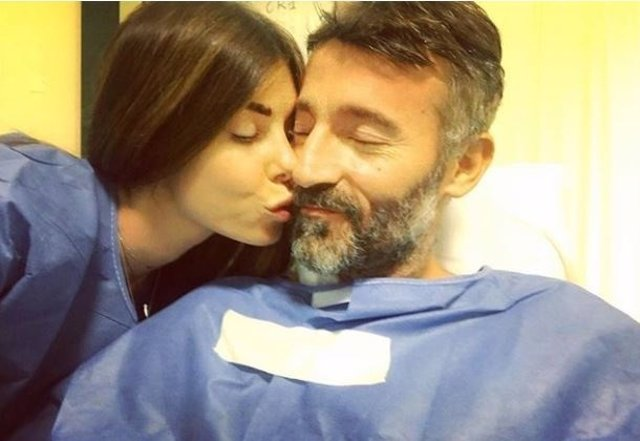 Max Biaggi abandona el hospital tras su accidente