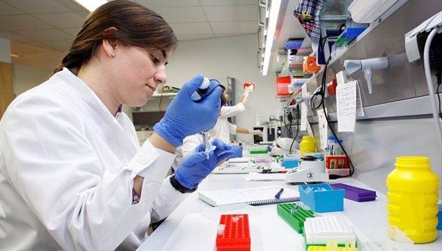 Laboratorio de genética del IMO