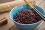 Foto: Diseñan un arroz púrpura rico en antioxidantes