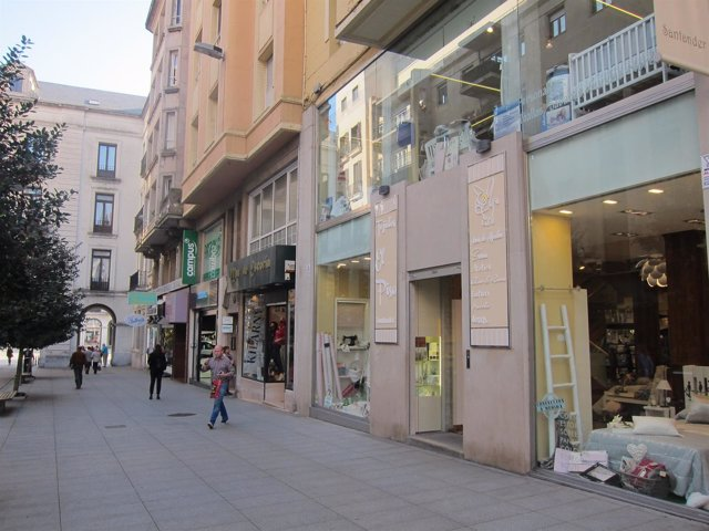 Comercios en Santander