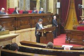 Serra (CUP) espera que el Govern tenga las urnas antes del acto del 4 de julio