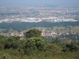 EA denuncia que la mitad de la población de Cantabria respiró aire contaminado en 2016
