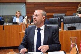 """Monago pide que Vara cumpla lo """"pactado"""" con el PP y rechaza darle """"estabilidad"""" si defiende lo plurinacional"""