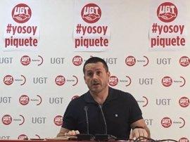 UGT urge al Principado a impulsar la concertación social y exige a las izquierdas que pacten