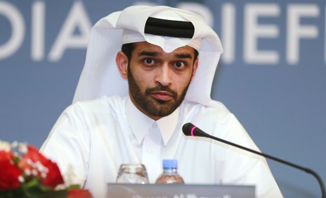 Hassan al Thawadi, consejero delegado del Comité Organizador de Catar 2022
