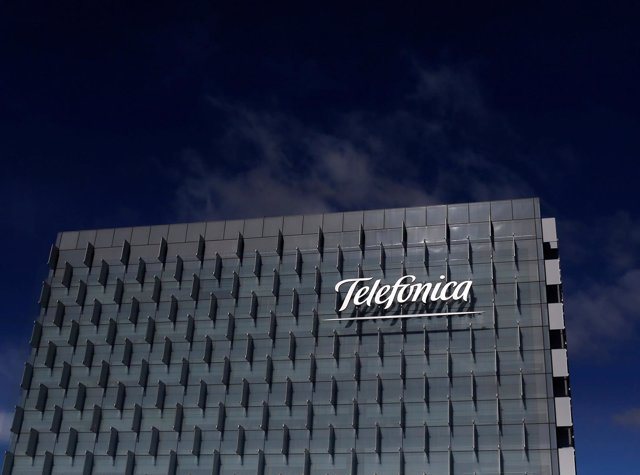 Sede de Telefónica en Madrid
