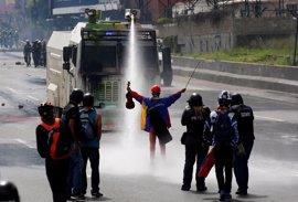 """La CIDH condena las operaciones militares de """"represión indiscriminada"""" en Venezuela"""