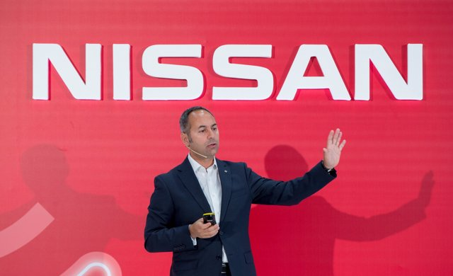Marco Toro, consejero director general de Nissan Iberia