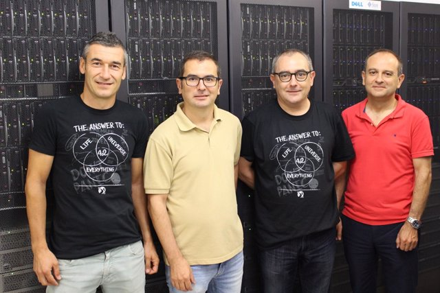 Investigadores del IFIC y la UPV