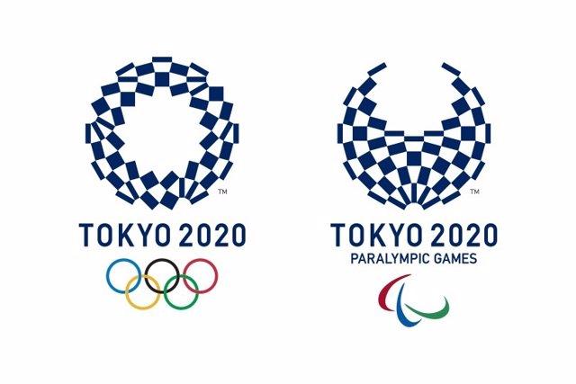 Logo olímpico de Tokio 2020