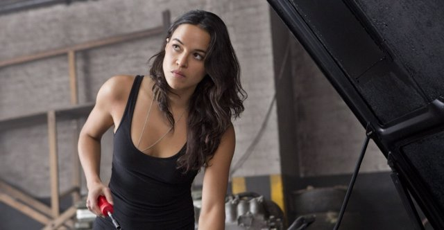 Letty, interpretado por Michelle Rodríguez, en Fast & Furious
