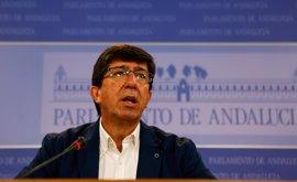 Cs critica que la Junta no haya consultado con los grupos antes del CPFF