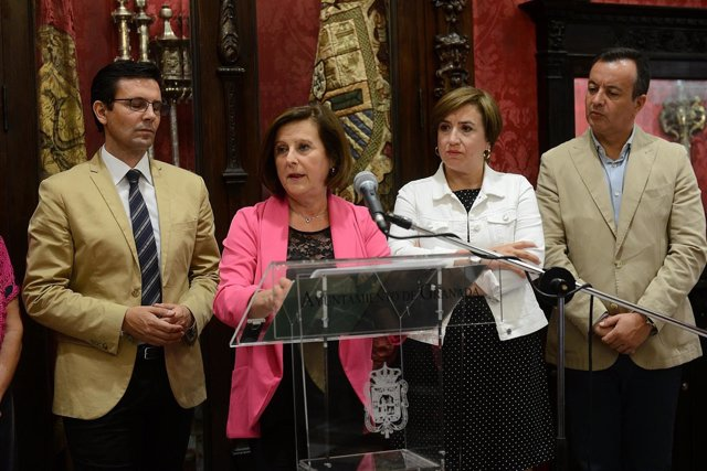 Nota Y Fotos/ Sánchez Rubio Presenta En Granada La Nueva Convocatoria De Ayudas