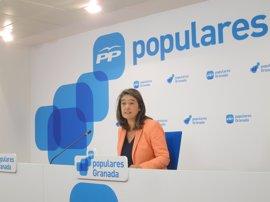La Audiencia de Granada condena a la diputada Luisa García Chamorro (PP) por injurias contra el exgerente de Visogsa