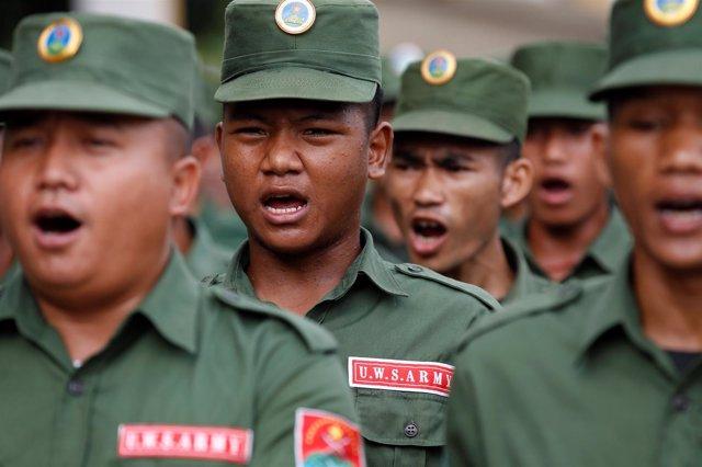 Ejército Birmano