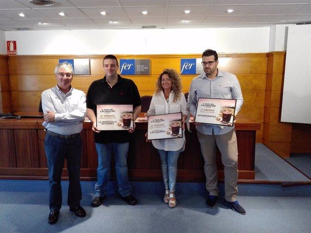Premios la II Ruta del Calimocho