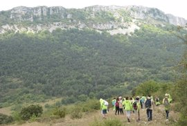 El Parque Natural de Valderejo acogerá el mes de julio campamentos de educación ambiental