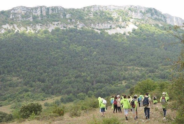Valderejoko Parke Naturala