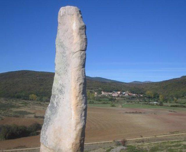 Menhires de Valdeolea, en Cantabria