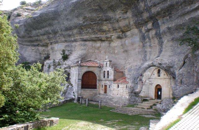 Cuevas Ojo Guareña, Burgos