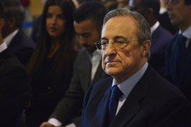 Florentino Pérez va a levantar en Valdebebas un parque temático del Real Madrid 'al estilo Disney'