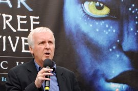Avatar 2 en 3D y sin gafas, el gran sueño de James Cameron