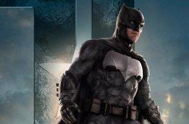 La Liga de la Justicia: Nueva imagen del traje de Batman, cortesía de Zack Snyder