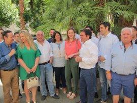 El alcalde de Porcuna pide un nuevo congreso del PP de Jaén tras admitirse a trámite su demanda