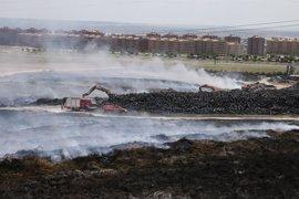La UE investigó de oficio el cementerio de neumáticos de Seseña antes del fuego
